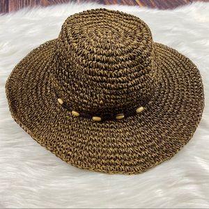 REI Packable Travel Hat Floppy Sunhat Small/Medium